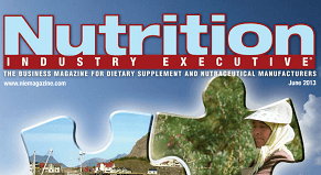 Bergstrom Nutrition in Nutrition Industry Executive