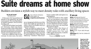 Street of Dreams in Oregonian