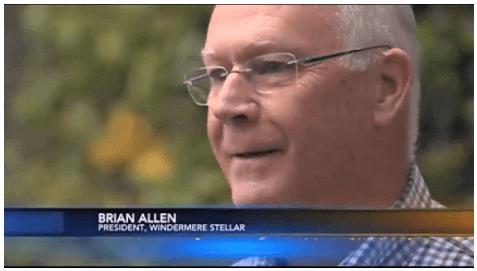 Windermere Stellar on NBC-KGW