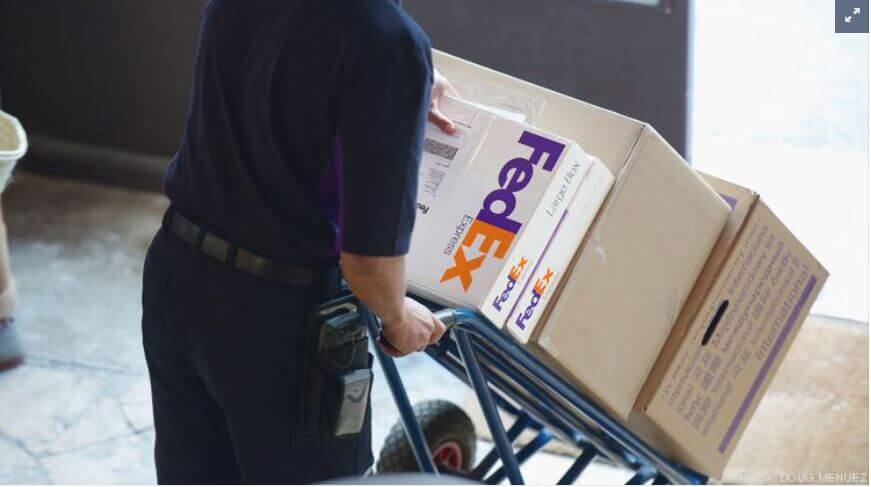 Puget Sound Business Journal: FedEx contractor brokerage offers up $1.1M route in Tacoma