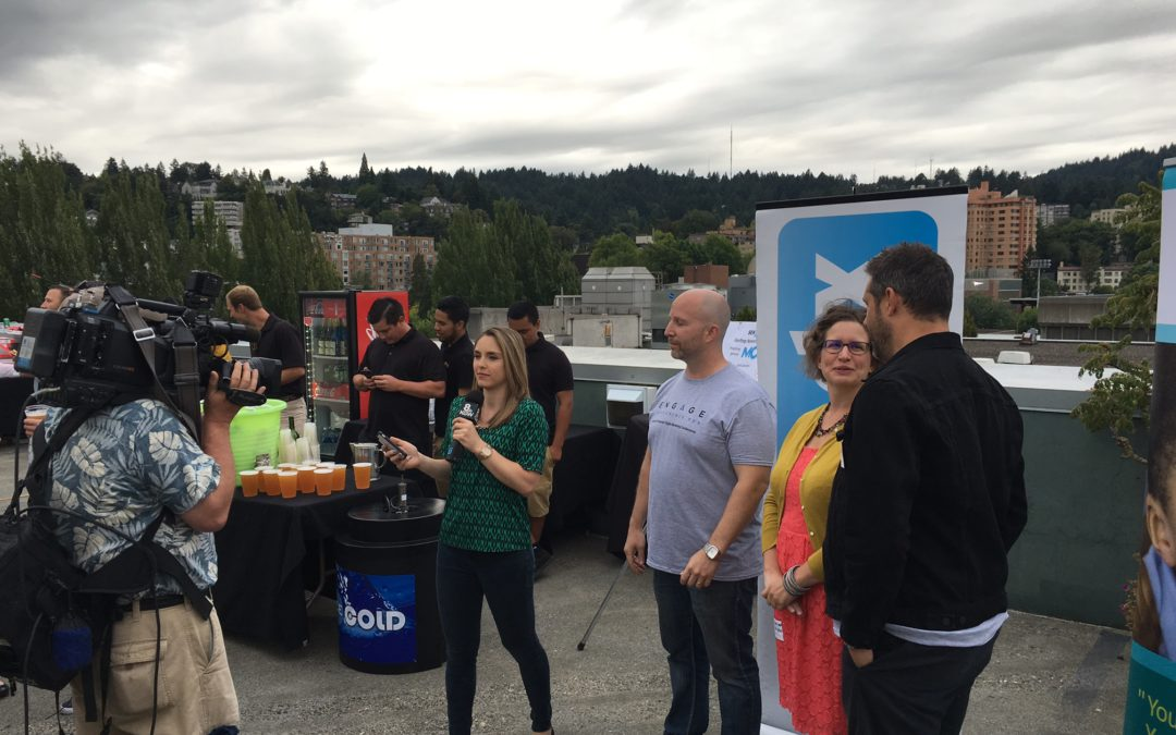 SEMpdx's Rooftop Networking Party on KGW|NBC