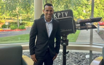 """Podcast: Early to Bed, Early to Rise with KPTV's """"On the Go with Joe"""""""